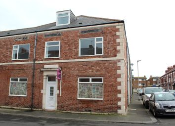 Thumbnail 2 bedroom flat for sale in Rowley Street, Blyth, Northumberland