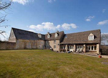 Thumbnail 7 bed farmhouse to rent in Farm Lane, New Yatt, Witney