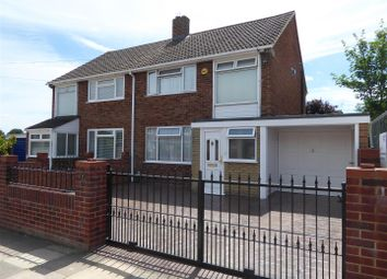 Thumbnail 3 bed semi-detached house for sale in Gorham Way, Dunstable