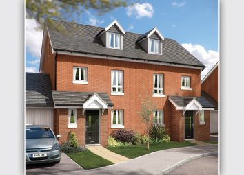 "Thumbnail 3 bed town house for sale in ""The Tetbury"" at Chard Road, Axminster"