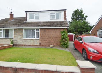 Thumbnail 3 bed semi-detached house for sale in Mill Avenue, Great Sankey, Warrington