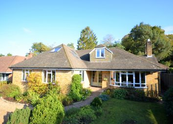 Thumbnail 5 bed detached house for sale in Vale Close, Lower Bourne, Farnham