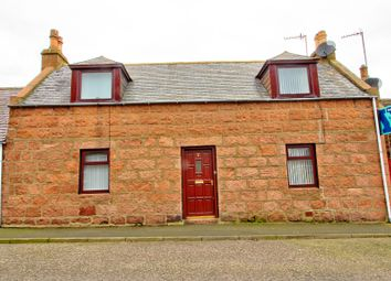 Thumbnail 3 bed semi-detached house for sale in High Street, Buchanhaven, Peterhead