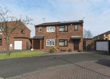 Thumbnail 3 bed semi-detached house for sale in Haywain Close, Pendeford, Wolverhampton