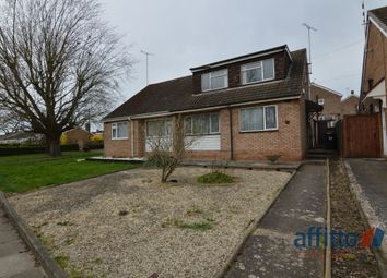 Thumbnail 3 bed semi-detached house to rent in Leaf Lane, Styvechale, Coventry