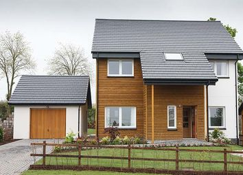Thumbnail 4 bed detached house for sale in Findhorn, 8 Spittal Gardens, Loanhead, Midlothian