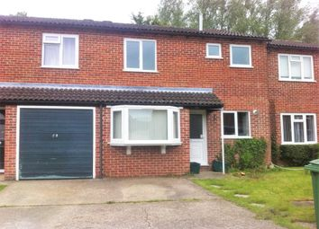Thumbnail 4 bed terraced house to rent in Newbury, Berkshire