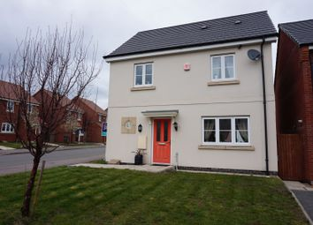 Thumbnail 3 bedroom detached house to rent in Aitken Way, Woodthorpe, Loughborough