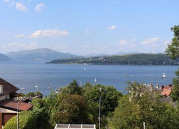 Thumbnail 3 bed flat for sale in Divert Road, Gourock, Inverclyde