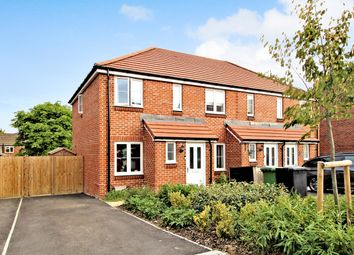 Thumbnail 2 bed end terrace house for sale in Jordan Grove, Alton, Hampshire