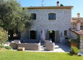 Thumbnail 8 bed property for sale in Tourrettes-Sur-Loup, Provence-Alpes-Cote D'azur, 06140, France