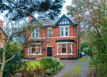 Thumbnail 5 bed detached house for sale in St. Helens Road, Ormskirk