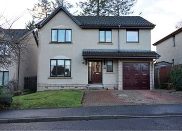 Thumbnail 4 bed detached house for sale in Houghton Drive, Montrose