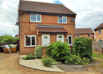 Thumbnail 2 bed semi-detached house to rent in Norwich Close, Sleaford