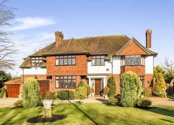 Thumbnail 5 bed detached house for sale in Purley Downs Road, Sanderstead, South Croydon
