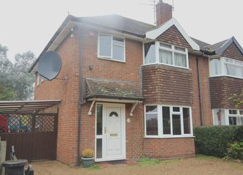 Thumbnail 3 bed semi-detached house to rent in Catton Grove Road, Norwich
