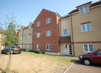 Thumbnail 2 bedroom flat for sale in Haslers Lane, Dunmow