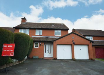 4 bed detached house for sale in Harvington Drive, Shirley, Solihull B90