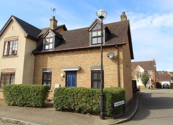 Thumbnail 2 bedroom end terrace house for sale in Picton Street, Milton Keynes