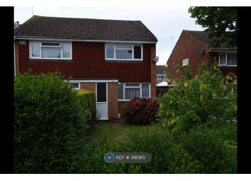 Thumbnail 2 bedroom semi-detached house to rent in Harkness Close, Milton Keynes
