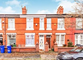 Thumbnail 2 bedroom terraced house for sale in Horton Road, Manchester, Greater Manchester, Uk
