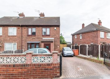 Thumbnail 2 bed semi-detached house for sale in Dryden Road, Wath-Upon-Dearne, Rotherham