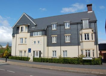 Thumbnail 2 bedroom flat for sale in Granica Close, Haydon End, Swindon