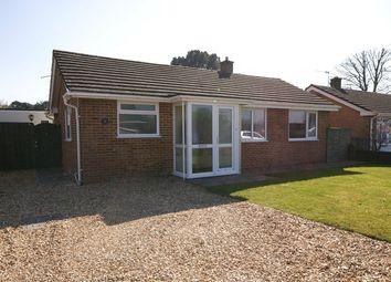 Thumbnail 3 bed detached bungalow for sale in Dalkeith Road, Corfe Mullen, Wimborne