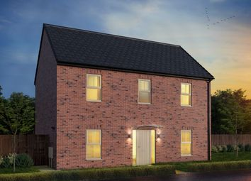Thumbnail 4 bed detached house for sale in Kentmere Approach, Leeds