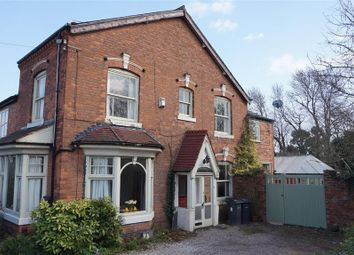 Thumbnail 3 bed semi-detached house for sale in Jockey Road, Sutton Coldfield
