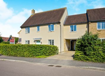 Thumbnail Link-detached house for sale in New Hall Lane, Great Cambourne, Cambridge
