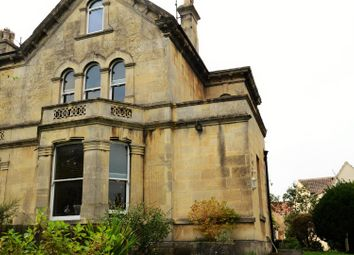 Thumbnail 1 bed flat to rent in Upper Oldfield Park, Bath