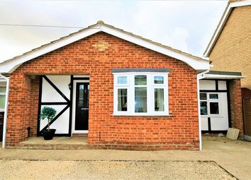 Thumbnail 3 bed detached bungalow for sale in Shell Beach Road, Canvey Island, Essex