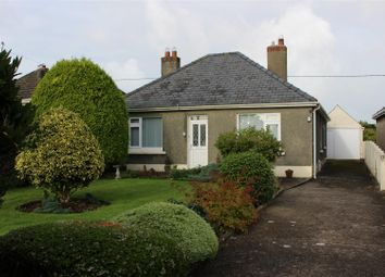 Thumbnail 3 bed bungalow for sale in Steynton Road, Milford Haven