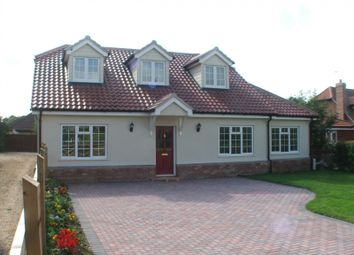 Thumbnail 4 bed detached house to rent in Main Road, Kesgrave, Ipswich