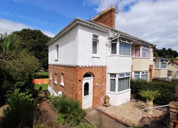 Thumbnail 3 bed semi-detached house for sale in The Reeves Road, Torquay