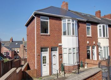 Thumbnail 3 bed flat to rent in Silverdale Terrace, Gateshead
