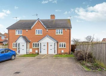 Thumbnail 2 bed end terrace house for sale in Damson Drive, Nantwich, Cheshire