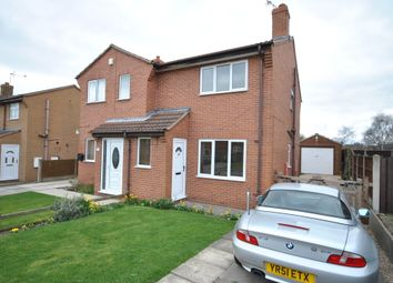 Thumbnail 3 bed semi-detached house for sale in Whitby Road, Harworth, Doncaster