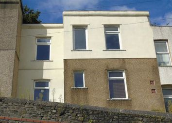 Thumbnail 3 bed terraced house for sale in North Hill Road, Swansea