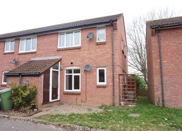 Thumbnail 1 bed maisonette for sale in Dowding Way, Churchdown, Gloucester