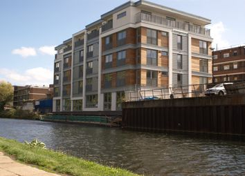 Thumbnail 2 bed flat to rent in Hutley Wharf, Branch Place, Islington