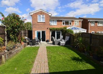 Thumbnail 4 bed semi-detached house for sale in Fobbing Road, Corringham, Essex