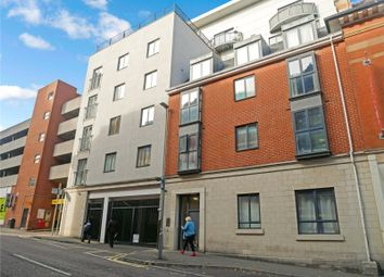 Thumbnail 2 bed flat for sale in Eastgate Apartments, East Street, Leicester