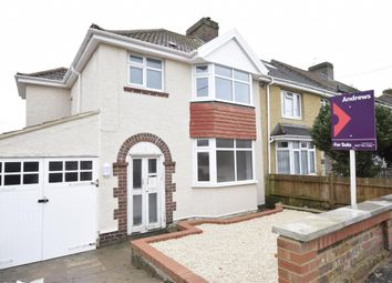 Thumbnail 3 bed end terrace house for sale in Northfield Avenue, Bristol