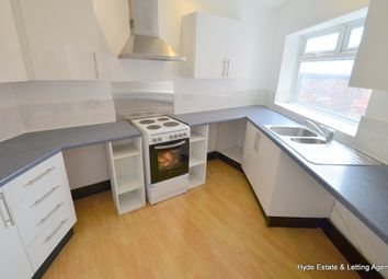 Thumbnail 2 bed terraced house to rent in Coalshaw Green Road, Chadderton, Oldham