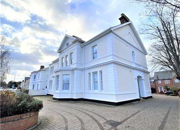 Thumbnail 2 bed flat to rent in Buckingham Lodge, 23 Kenilworth Road, Leamington Spa, Warwickshire