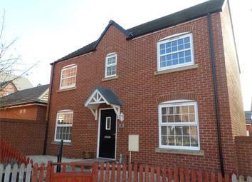 Thumbnail 4 bed detached house for sale in Gerddi'r Briallu, Coity, Bridgend, Mid Glamorgan