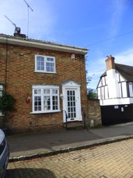 Thumbnail 2 bed end terrace house to rent in Station Road, Bow Brickhill