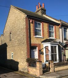 Thumbnail 2 bed end terrace house for sale in Clarendon Road, Broadstairs